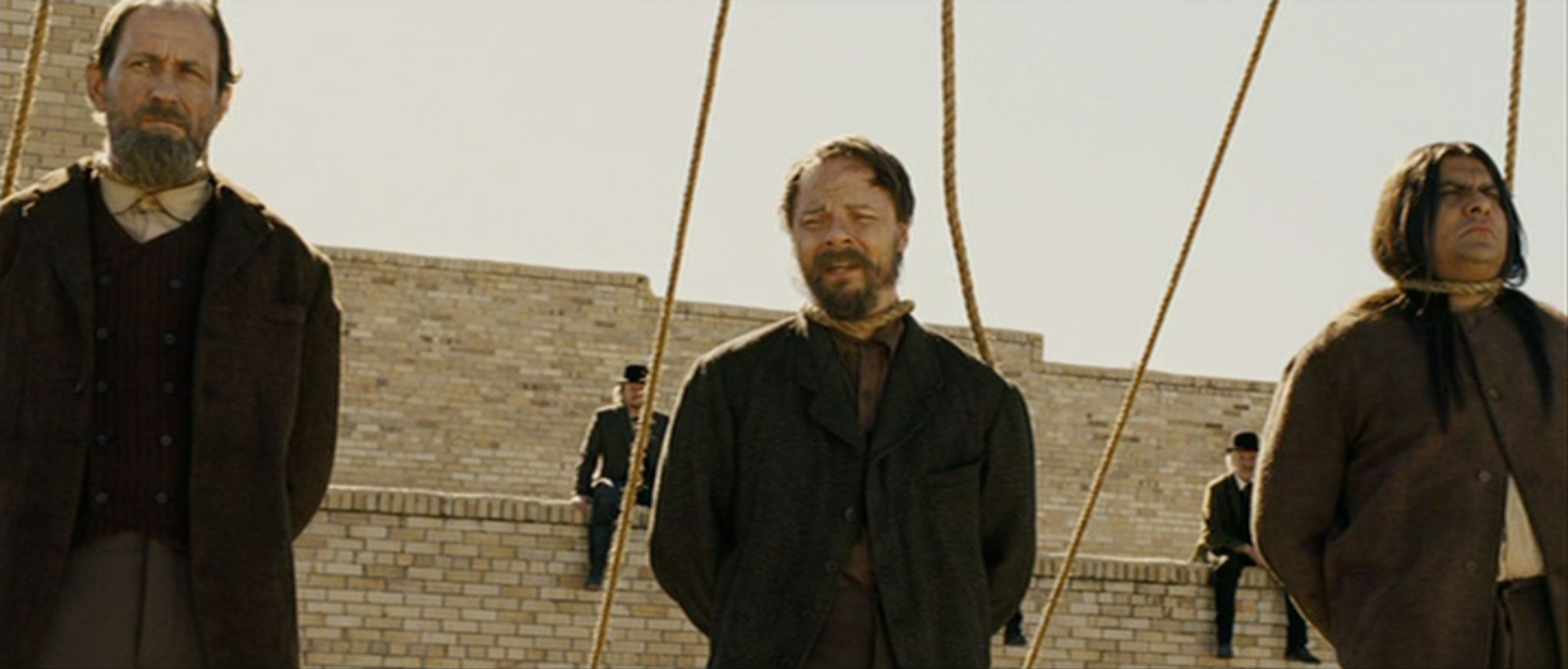 People Being Hanged to Death