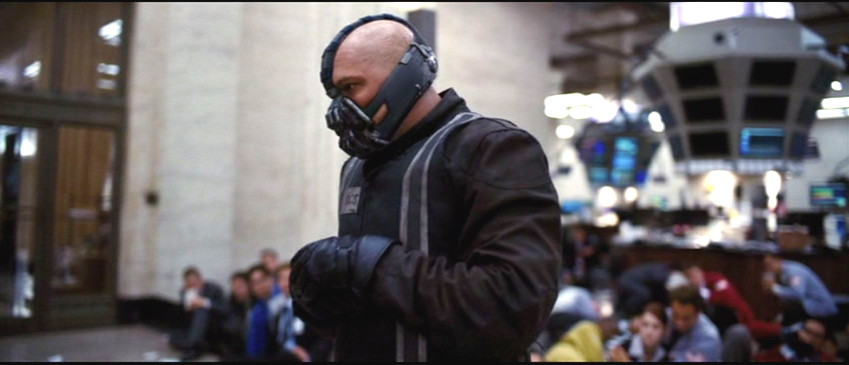 Batman The Dark Knight Rises Part 6 Todd Alcott