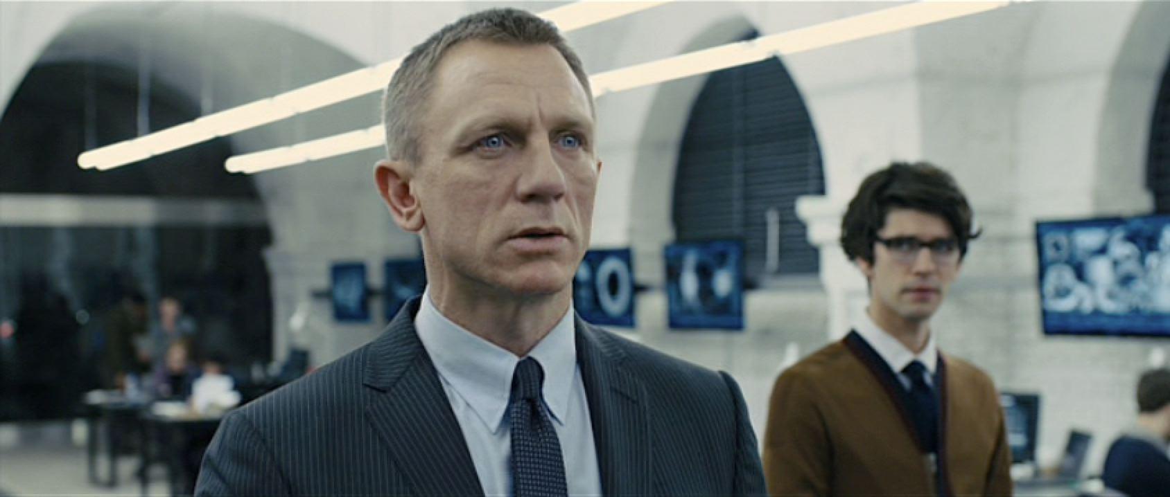 James Bond: Skyfall part 7 : Todd Alcott