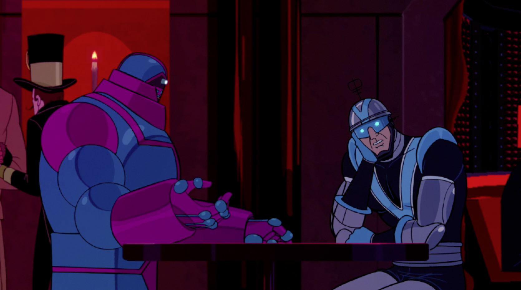 "The Venture Bros: ""Bot Seeks Bot"" part 2 : Todd Alcott"